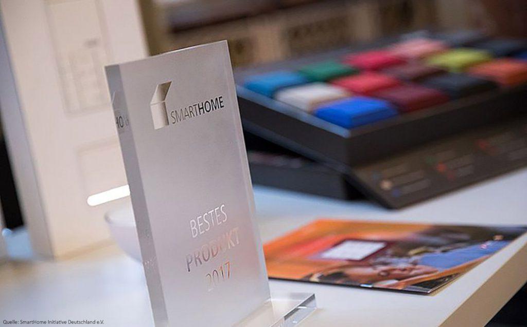 SmartHome-Award_Trophäe