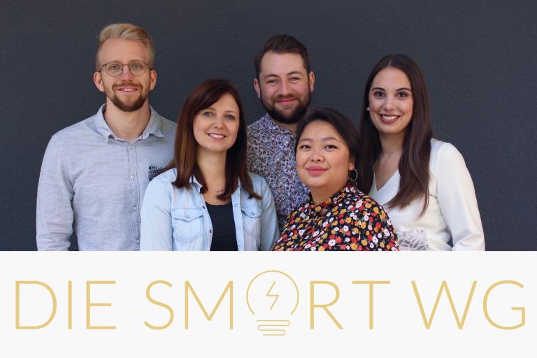 Smart WG Gruppenbild Logo