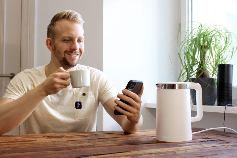 Xiaomi smarter Wasserkocher