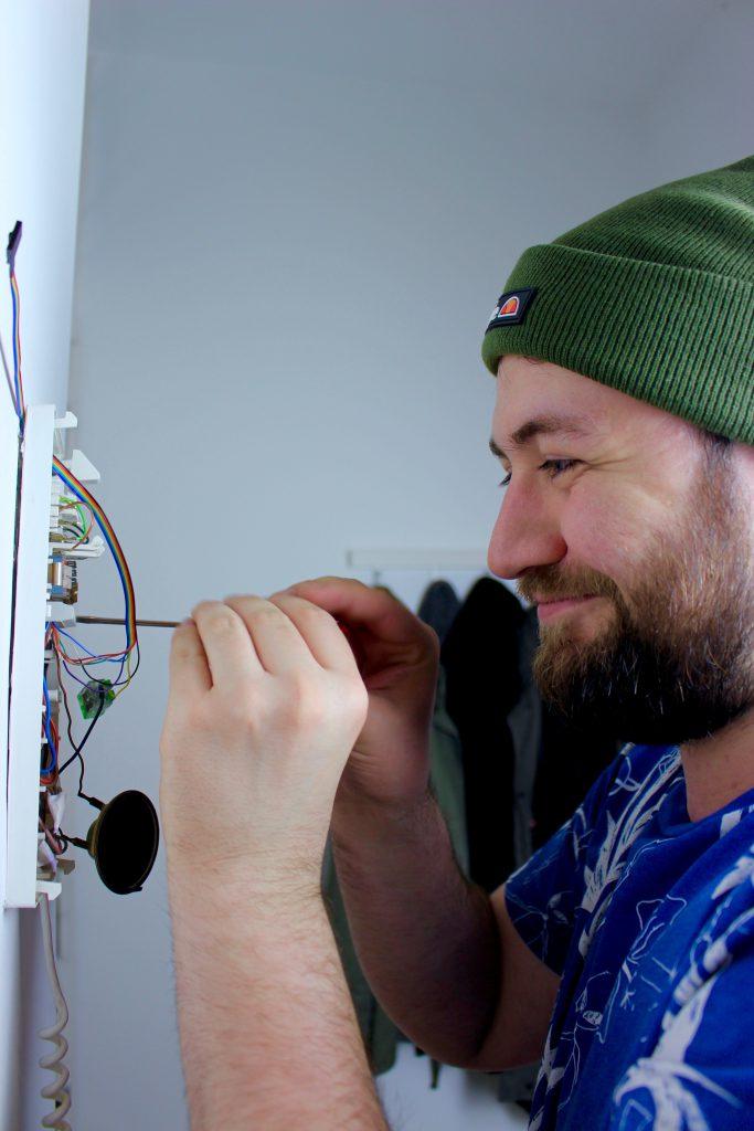 Jan Weber Installation NUKI Opener