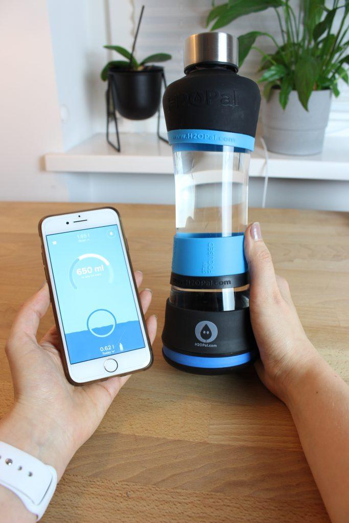 Smarte Trinkflasche - H2OPal