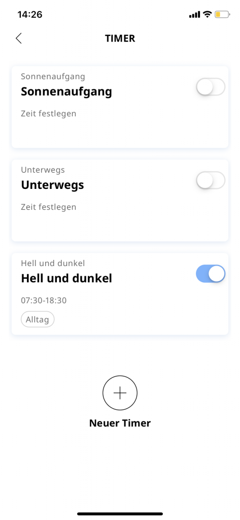 IKEA Home smart (TRÅDFRI) App
